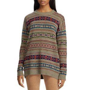 Lauren Ralph Lauren Fairisle Multicolor Sweater